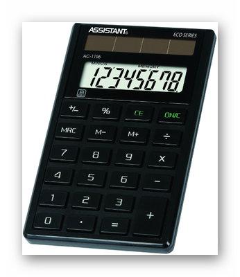 Калькулятор с фотоэлементом